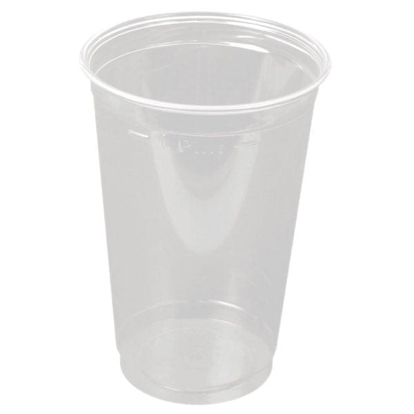 One Pint to Line tumbler CE Marked rPET (Box 500)-0