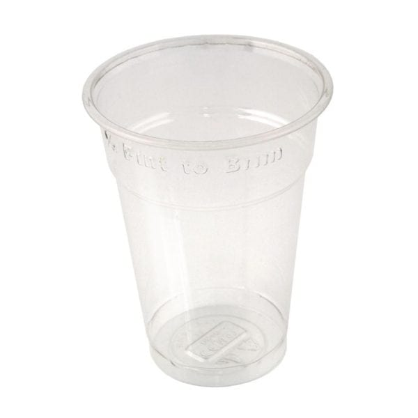 Half Pint to Brim tumbler CE Marked rPET (Box 1000)-0