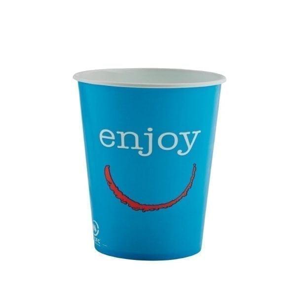 Enjoy Paper Cold Cups - 9oz (Box 2000)-0