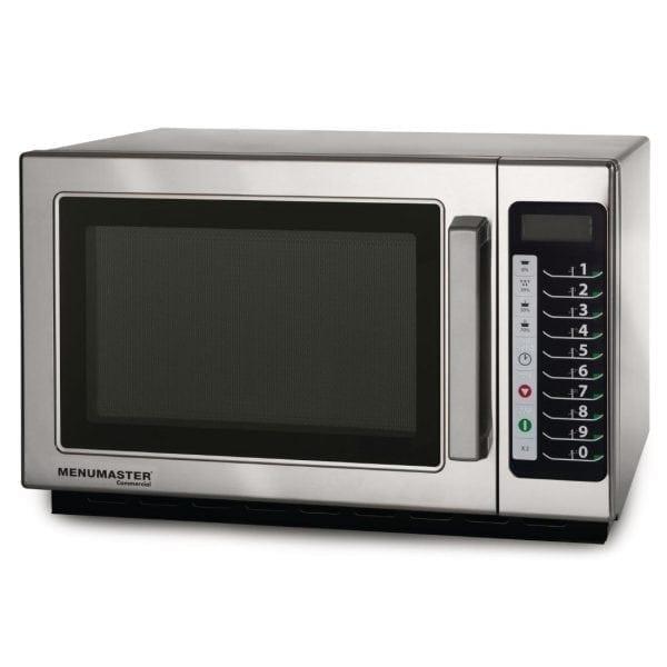 Menumaster Large Cavity Medium Duty Microwave Touch Pad 1100watt (Direct)-0