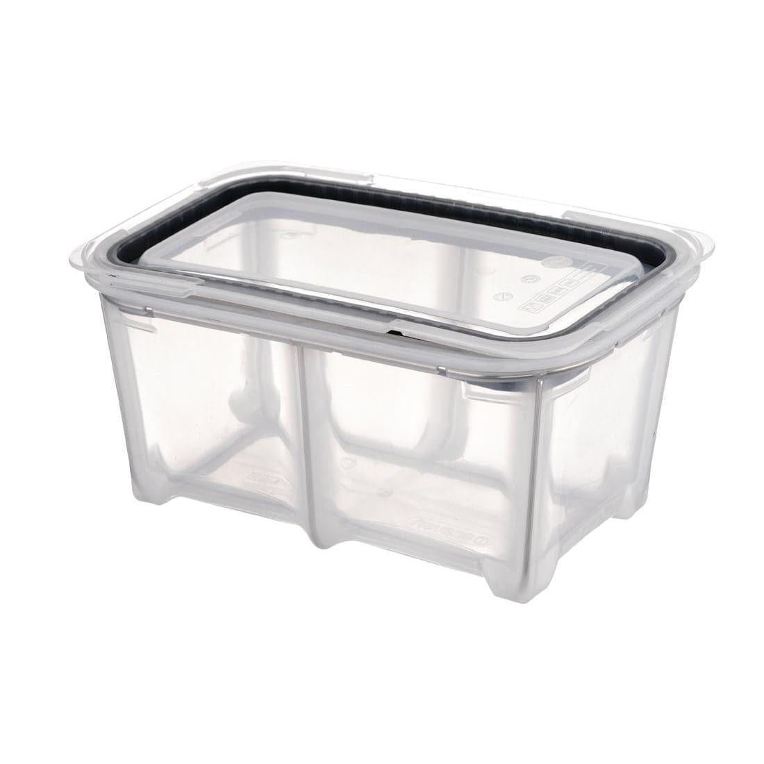 Araven Silicone Container GN - 1/3 5.2Ltr & Airtight Lid-0