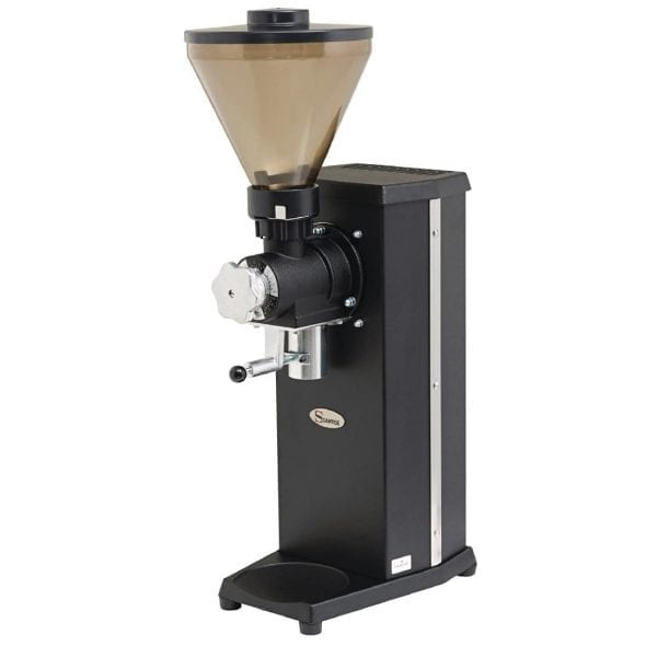 Santos Shop Coffee Grinder with bag holder (B2B)-0