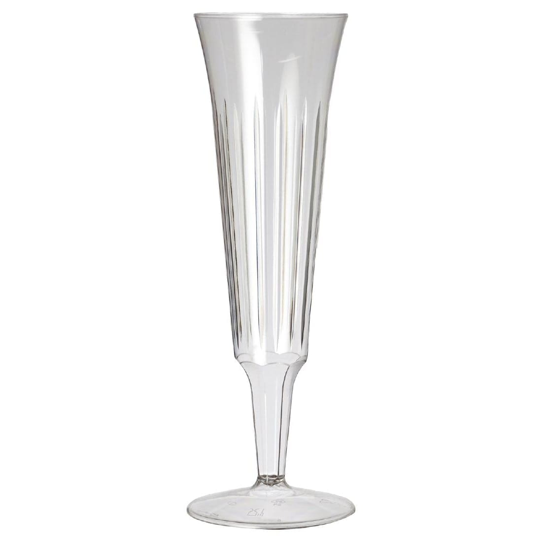 Plastico Disposable Champagne Flutes (Pack 10)-0