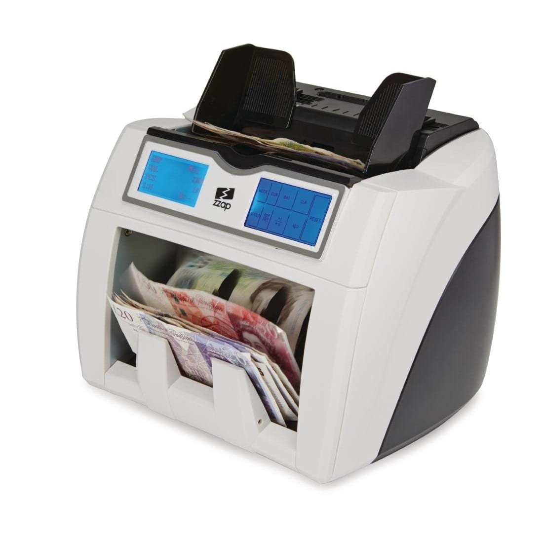 Zzap Banknote Counter 1500notes/min