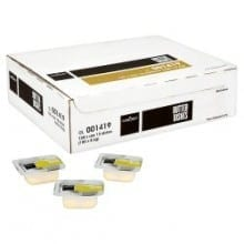 Coronet Butter Portions Size 7 - Box 96-0