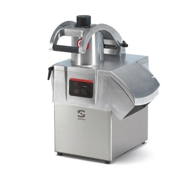 Sammic CA-301 450kg/hr Veg Prep Machine 6 Disc(Jul/Shr/Sli/Chi/Dic) 400v(Direct)-0