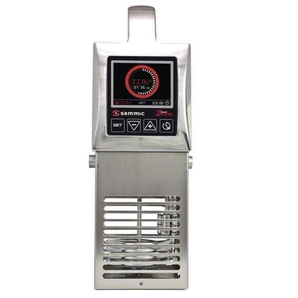 Sammic SmartVide8+ 56Ltr Portable Sous-Vide Cooker w Stirrer & Bluetooth(Direct)-0