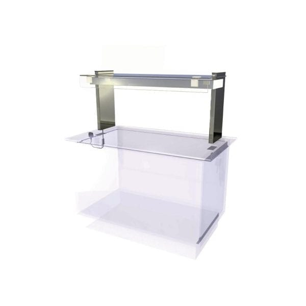 Kubus Ambient Gantry Self Service 1150mm (L) (Direct)-0