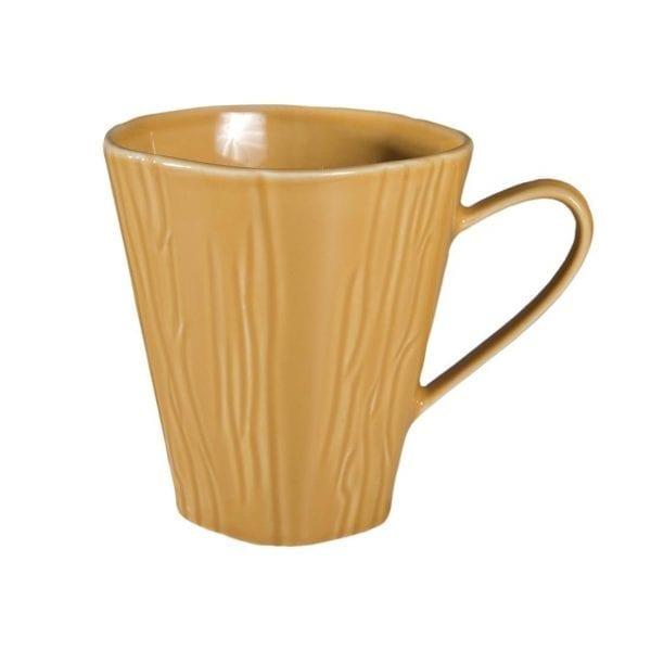 Pillivuyt Teck Mug 300ml Honey (Box 6) (B2B)-0