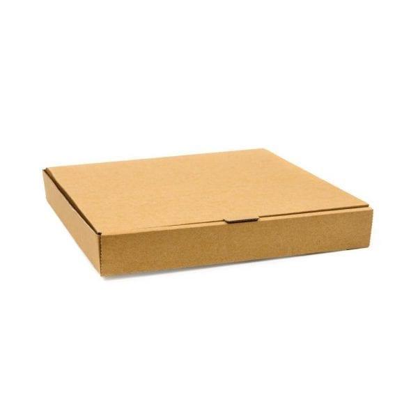 """Fiesta Kraft Pizza Box - 9"""" (Box 100)-0"""