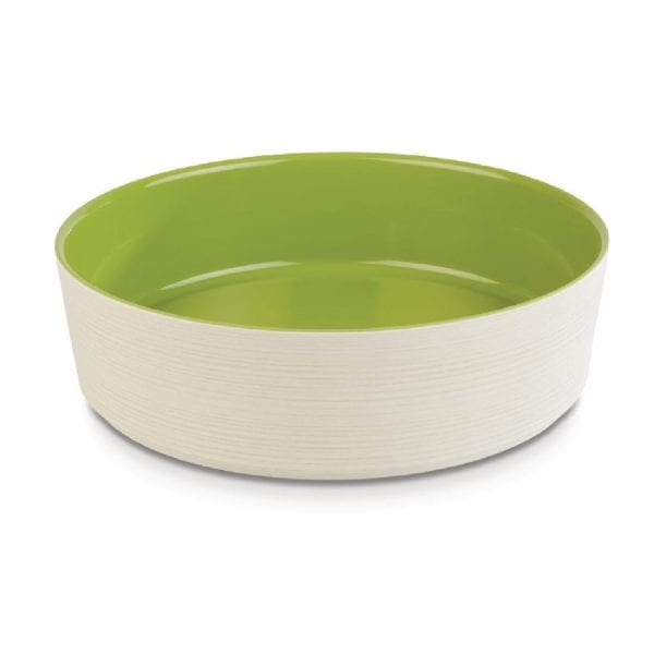 APS+ Round Bowl Maple/Green 4Ltr 325mm d (B2B)-0