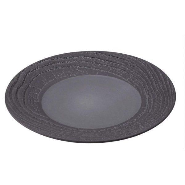 Revol Arborescence Plate 265mm Liquorice (Box 6)