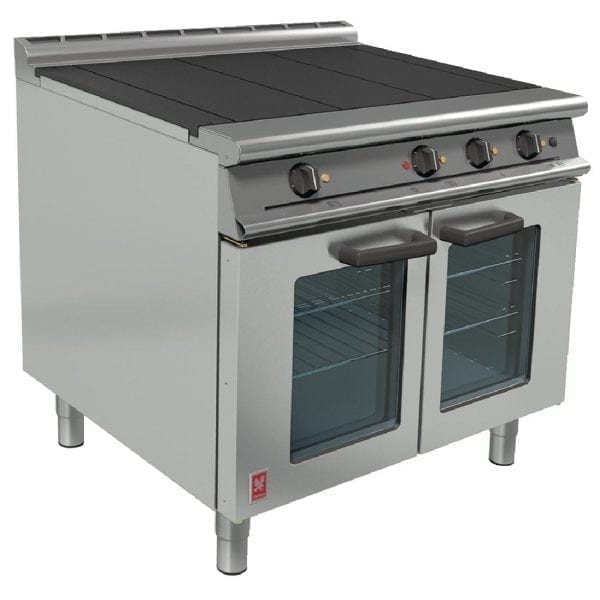 Falcon Dominator Plus Electric Oven Range with feet (Direct)-0