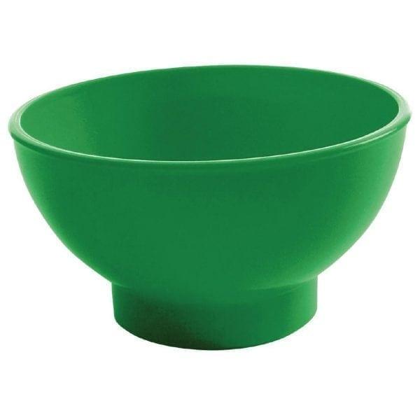 Kristallon Polycarbonate Sundae Dish Green (Pack 12)-0