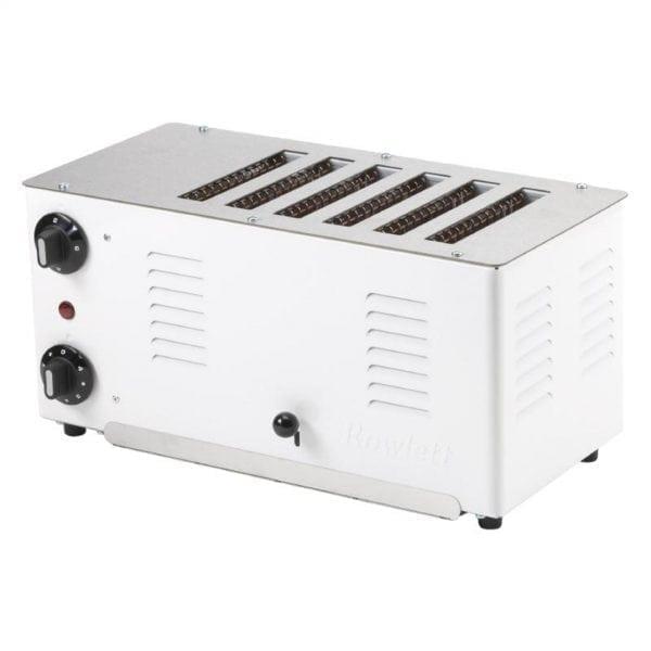 Rowlett Rutland Regent Toaster St/St - 6 Slot-0