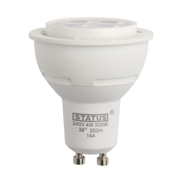 Status LED GU10 - 4watt (35w)-0