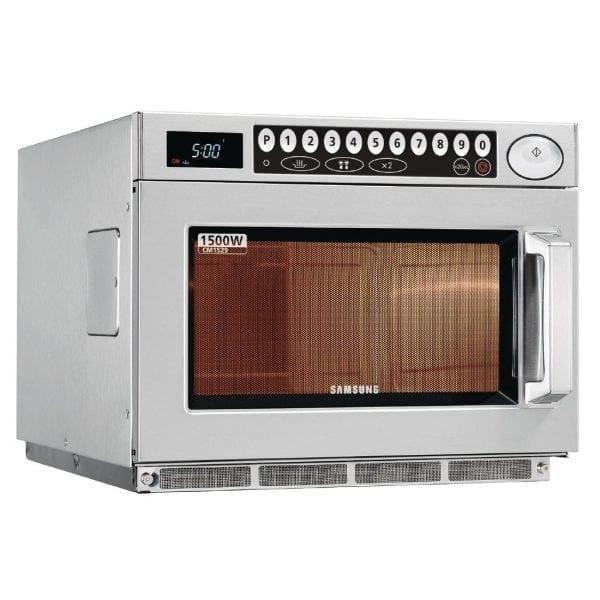 Samsung Commercial Microwave Heavy Duty - 1500watt Programmable-0
