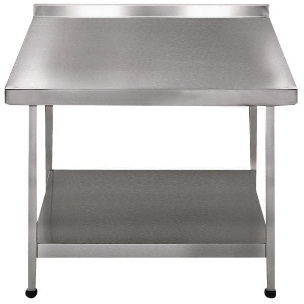 Sissons Wall Table St/St - 900x650mm F/Assembled (Direct)-0