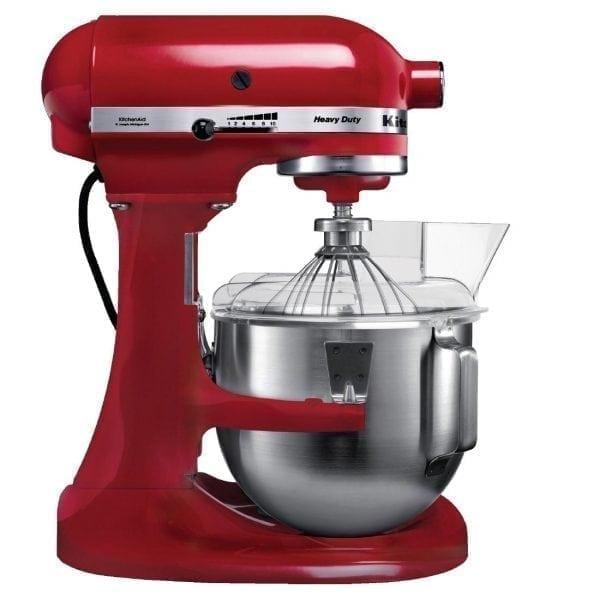 Kitchenaid K5 Mixer Red-0