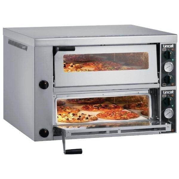 Lincat Pizza Oven - 8x300mm (Direct)-0