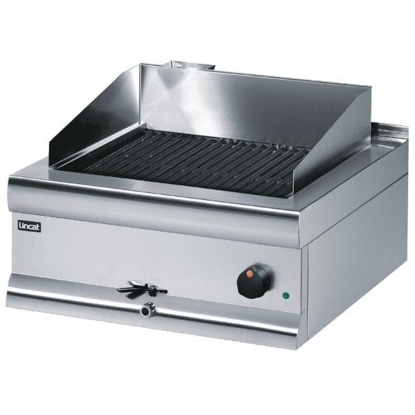 Lincat Silverlink 600 Electric Chargrill - 8kW (Direct)-0