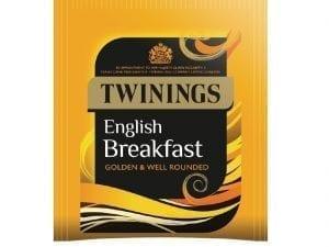 Twinings Traditional English Breakfast Envelopes (6 x Box 50)-0