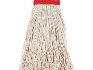 Prairie Kentucky PY Yarn Socket Mop Red - 450gm 16oz