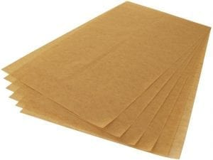 "Matfer ECOPAP Baking Paper Patisseria - 600x400mm 23 1/2x15 1/2"" (Pack 500)-0"