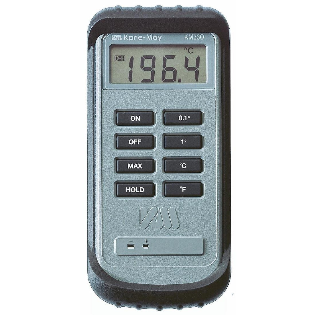 Comark KM330 Industrial Thermometer (Probe Sold Separately)-0