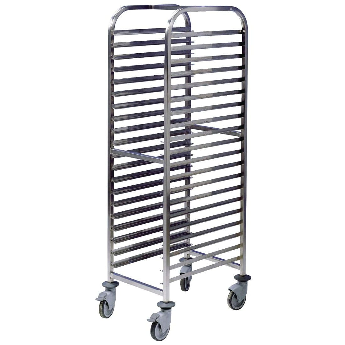 EAIS St/St - 600x400 (profile 400mm) Trolley (Direct)-0