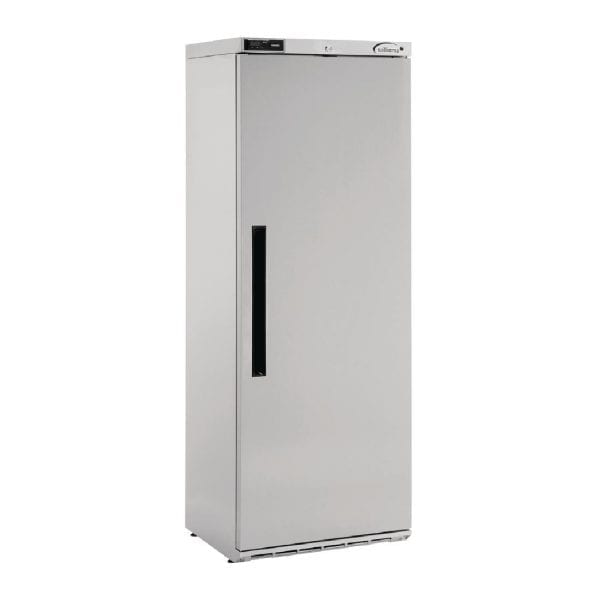 Williams Amber Single Door Upright Freezer St/St Exterior/Alu Int 406Ltr(Direct)-0