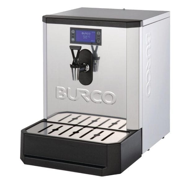 Burco Countertop Autofill Water Boiler with Filtration - 5Ltr-0