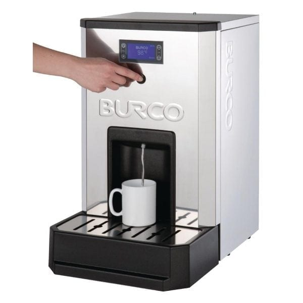 Burco Autofill Countertop Water Boiler Push Button with Filtration - 10Ltr-0
