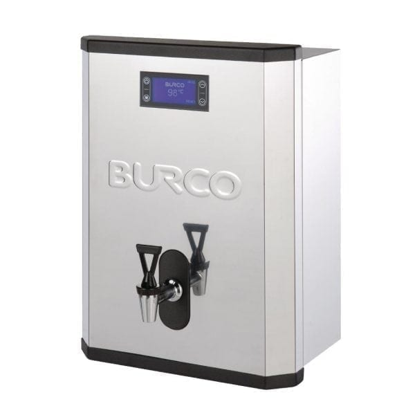 Burco Wallmounted Autofill Water Boiler with Filtration - 5Ltr-0