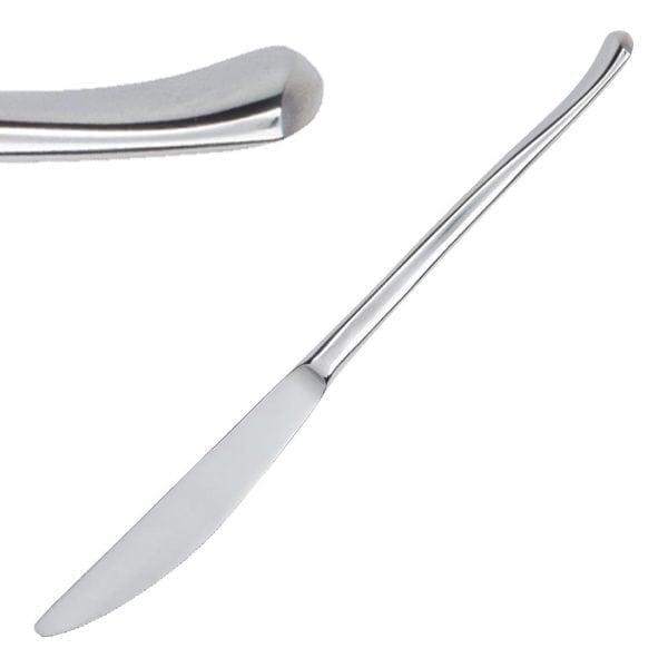 C&S Diaz Dessert Knife S/H (Box 12)-0