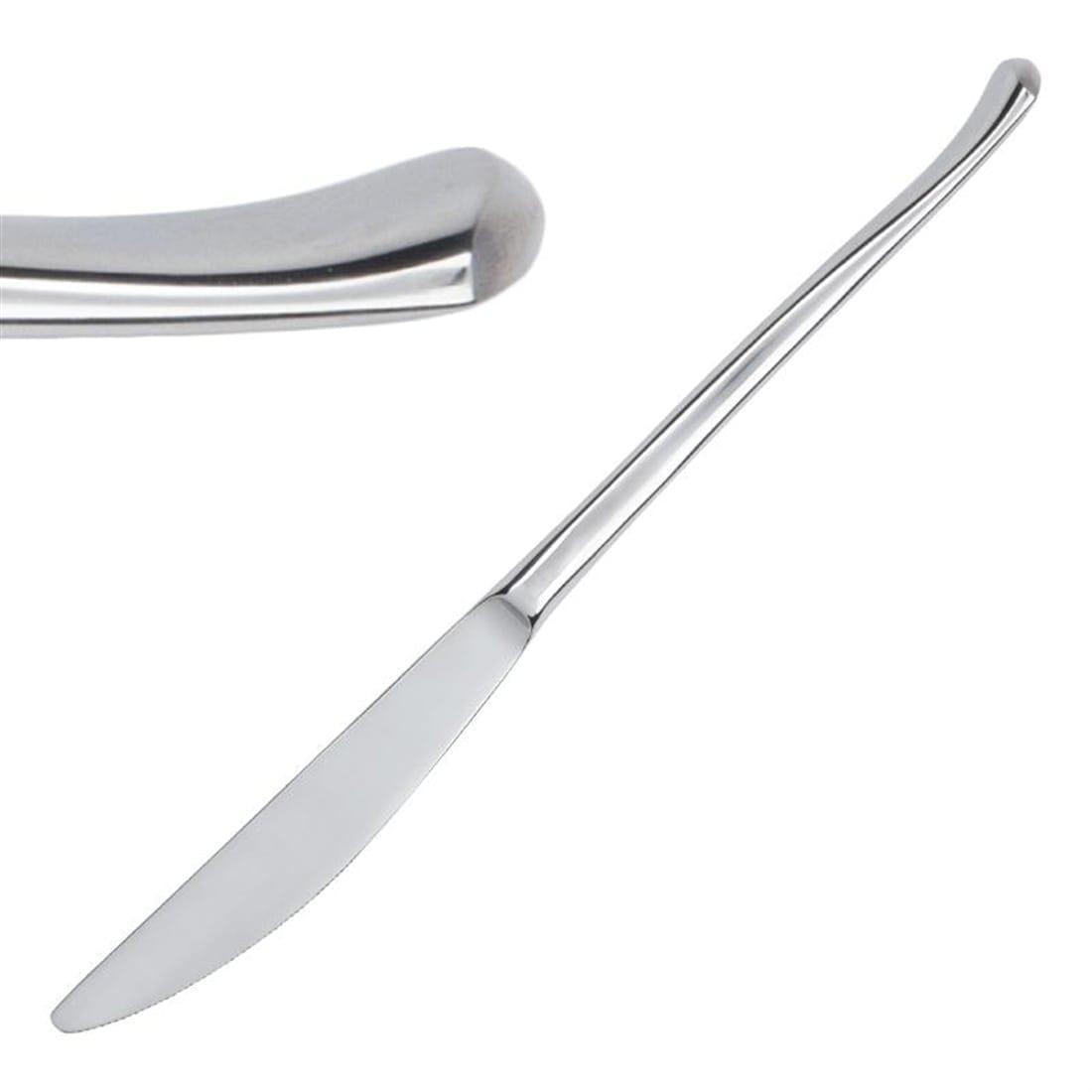 C&S Diaz Dinner Knife S/H (Box 12)-0