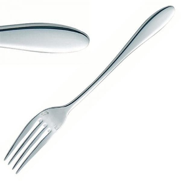 C&S Lazzo Dessert Fork (Box 12)-0