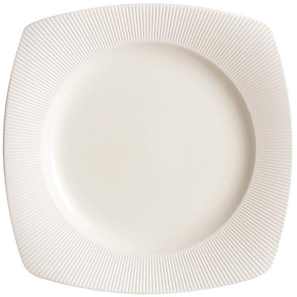 "C&S Ginseng Square Plate - 6"" 150mm (Box 24) (B2B)-0"
