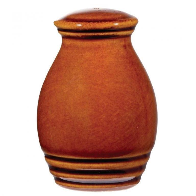 """Art de Cuisine Rustics Centre Stage Salt Pot - 72mm 2"""" (Box 6) (Direct)-0"""