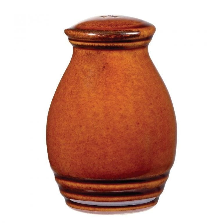 "Art de Cuisine Rustics Centre Stage Pepper Pot - 72mm 2"" (Box 6) (Direct)-0"