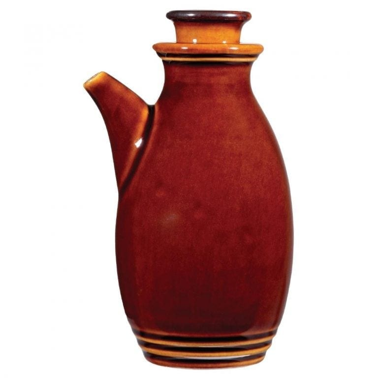 Art de Cuisine Rustics Centre Stage Oil/Vinegar Bottle 284ml 10oz(Box 6)(Direct)-0