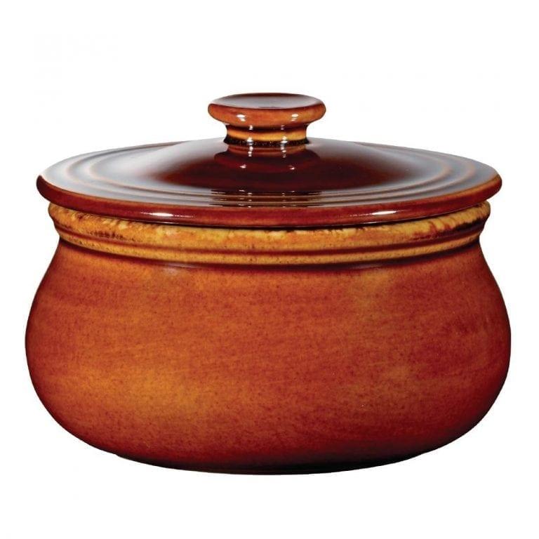 Art de Cuisine Rustics Centre Stage Mini Stew Pot - 227ml 8oz (Box 6) (Direct)-0