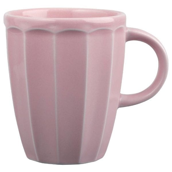 Churchill Just Desserts Mug Pink - 340ml 12oz (Box 12) (Direct)-0