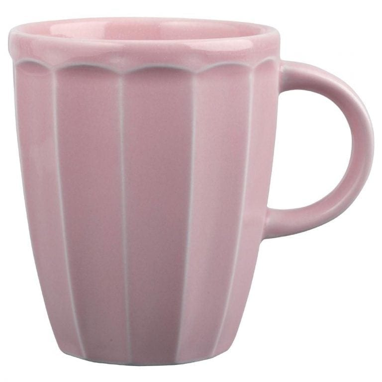 Churchill Just Desserts Mug Pink - 340ml 12oz (Box 12) (Direct)-0