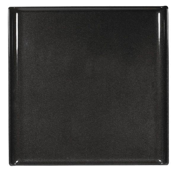"Churchill Alchemy Buffet Melamine Square Buffet Tray 303mm 11.9"" (Box 4)(Direct)-0"