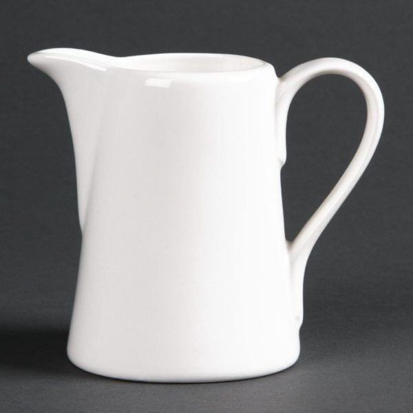Lumina Fine China Milk Jug - 170ml 6oz (Box 6)-0