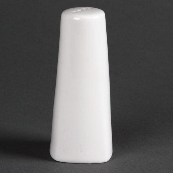 Lumina Fine China Pepper Shaker - 100mm (Box 6)-0