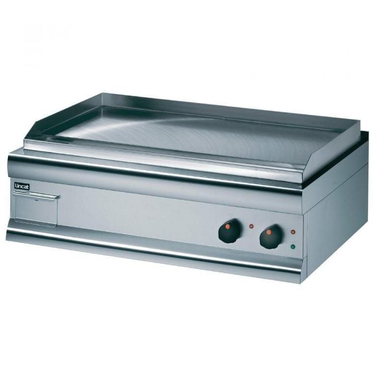 Lincat Griddle Machined Steel - 415Hx900Wx600D 8.6kW (Direct)-0