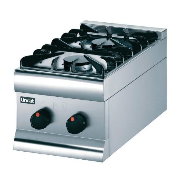 Lincat Boiling Top - Nat Gas 305Hx300Wx600D 7.4kW (Direct)-0