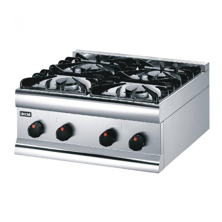 Lincat Boiling Top - Nat Gas 305Hx600Wx600D 14.8kW (Direct)-0
